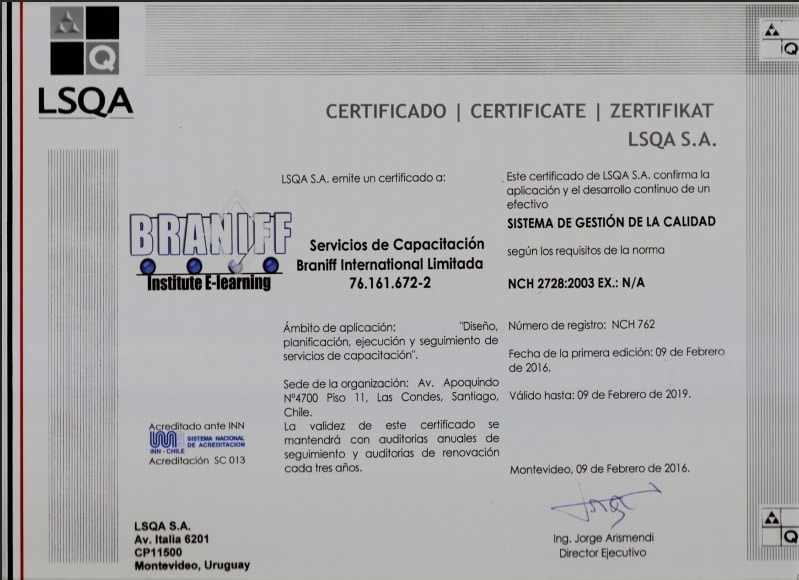 Certificacion 2728